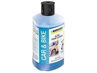 Karcher 6.295-743.0 Ultra Foam Cleaner 3 in 1, 1 Litre Araç şampuanı Renkli